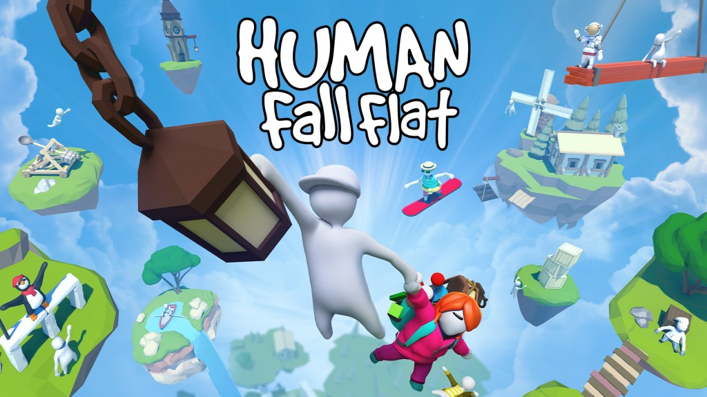 Human: Fall Flat Video Game Review
