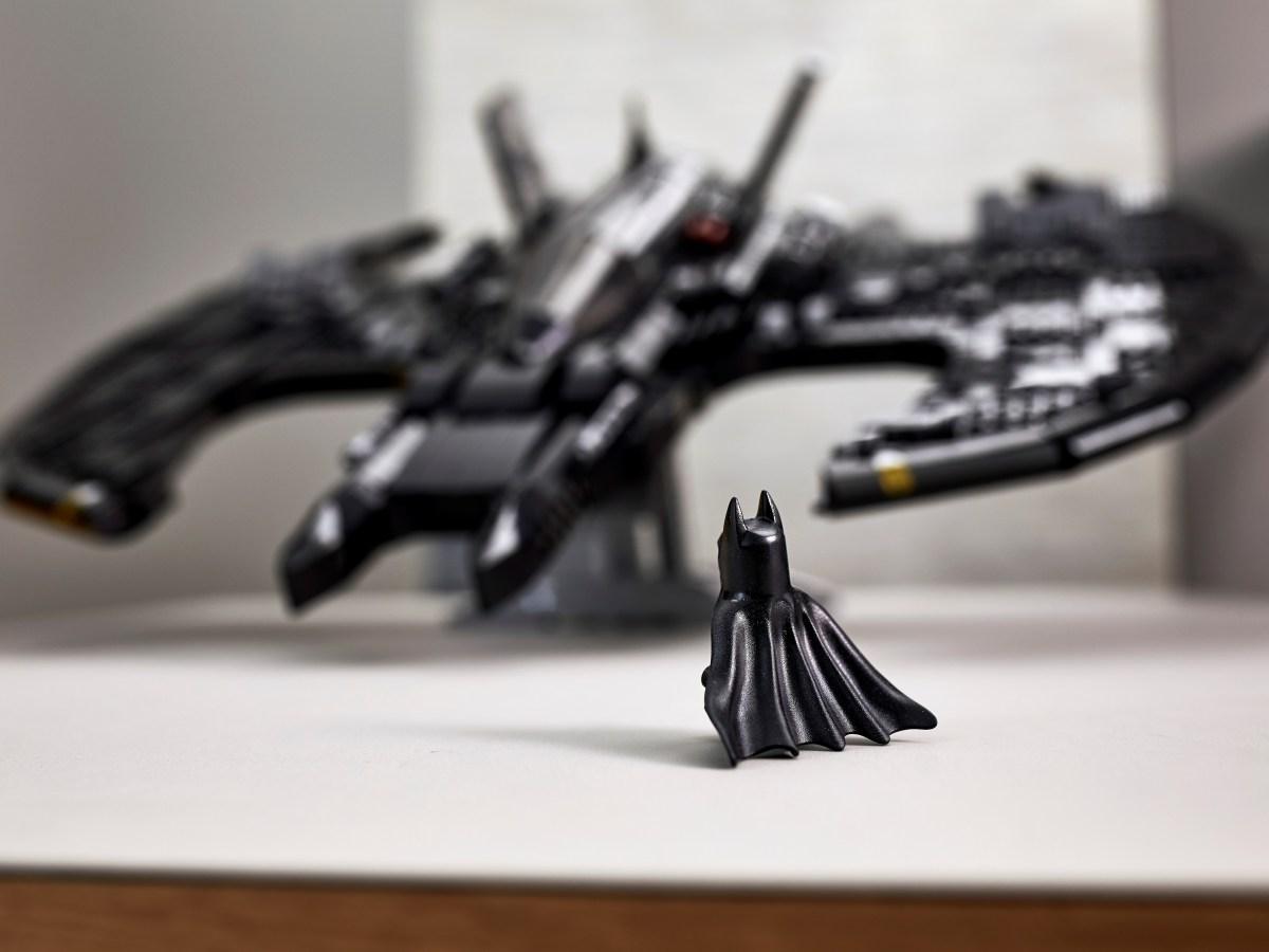 Lego 1989 Batwing Batman Day