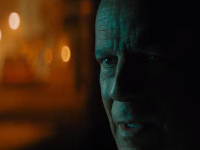 DieHard Trailer Bruce Willis