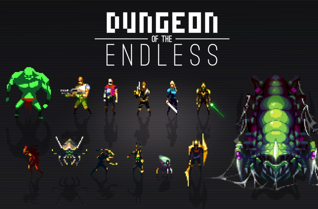 Dungeon of the Endless Video Game Review