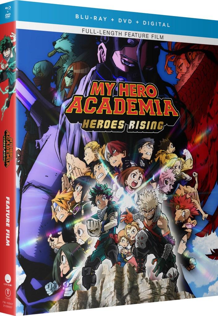 My Hero Academia: Heroes Rising BR
