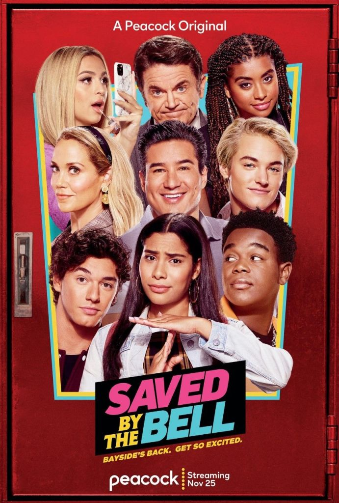 Saved by the Bell Peacock TV