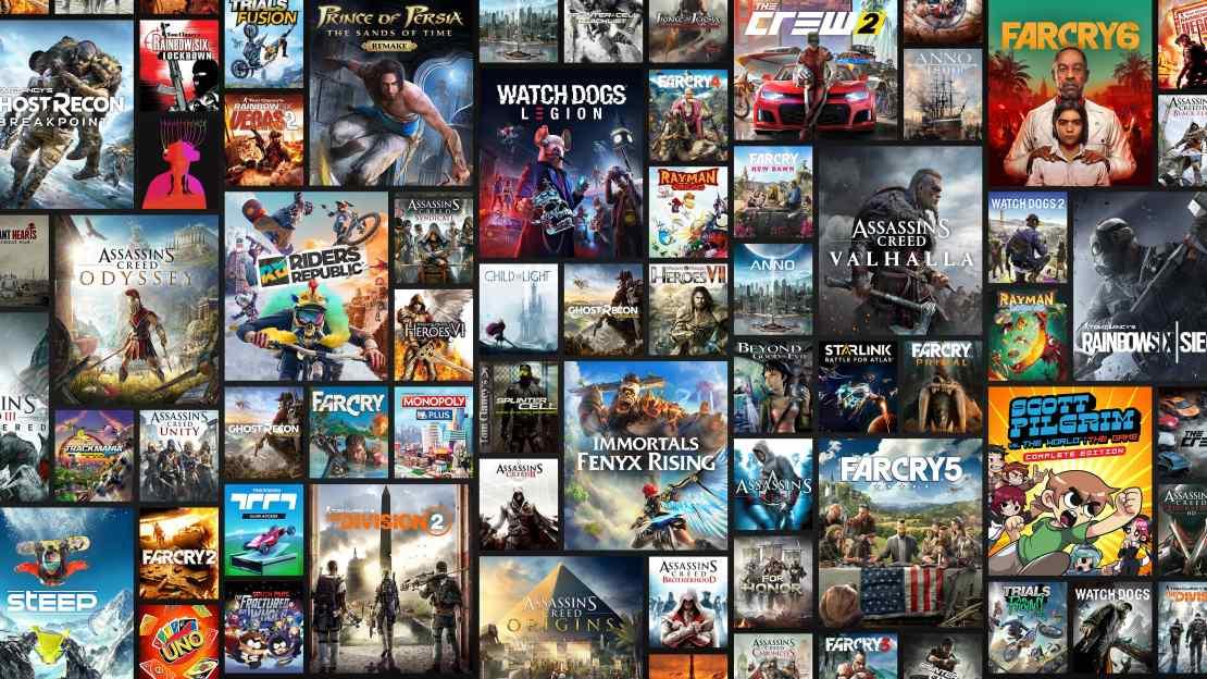 Ubisoft Video Games