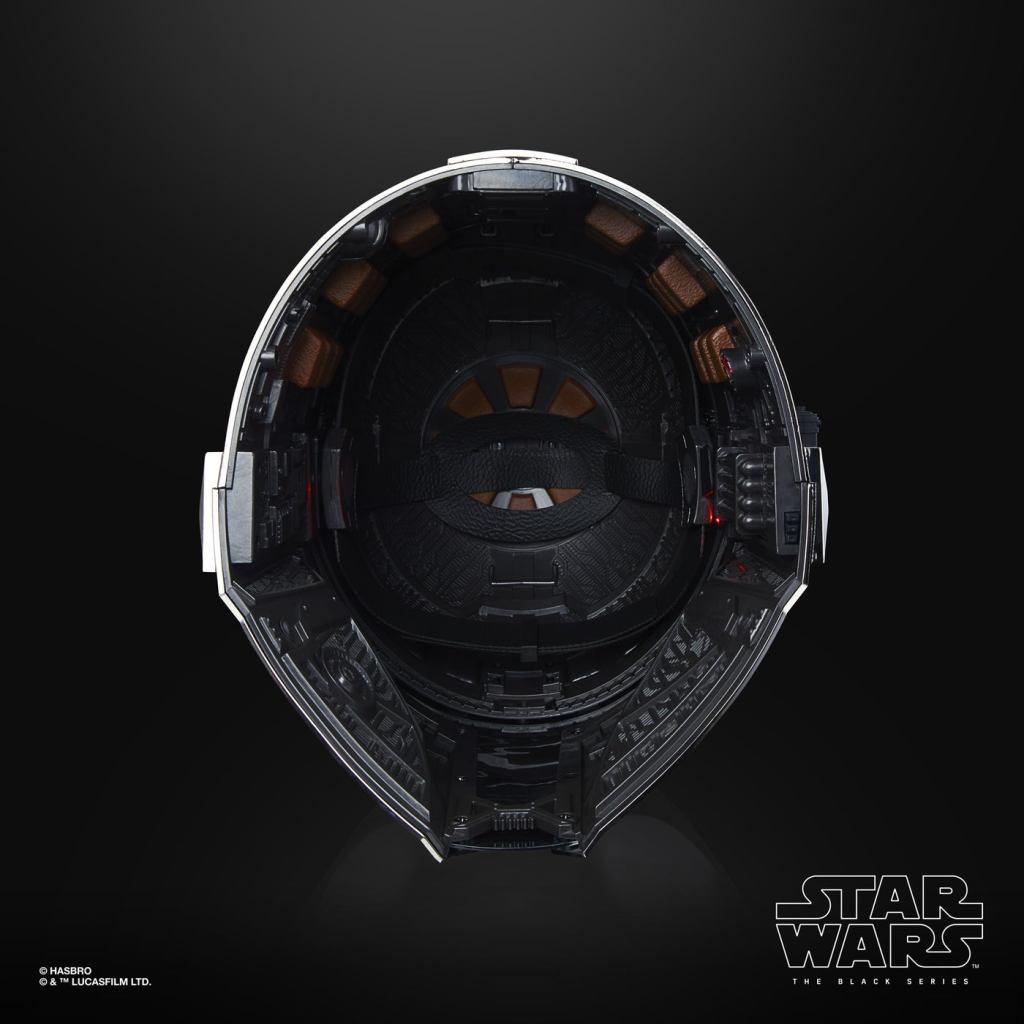 Hasbro Mandalorian Helmet Inside