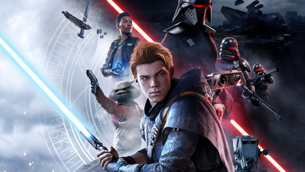 Star Wars Jedi Fallen Order Video Game Review
