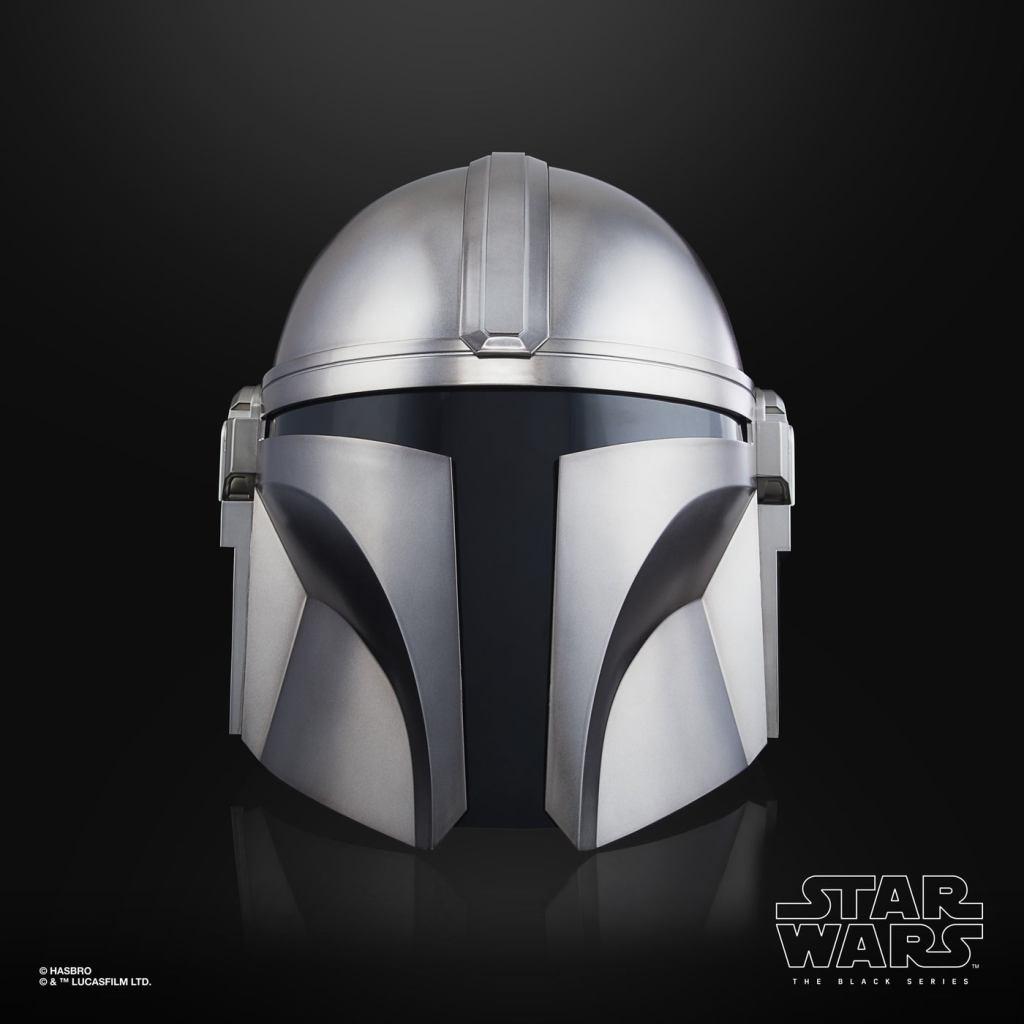 Hasbro Mandalorian Helmet Front