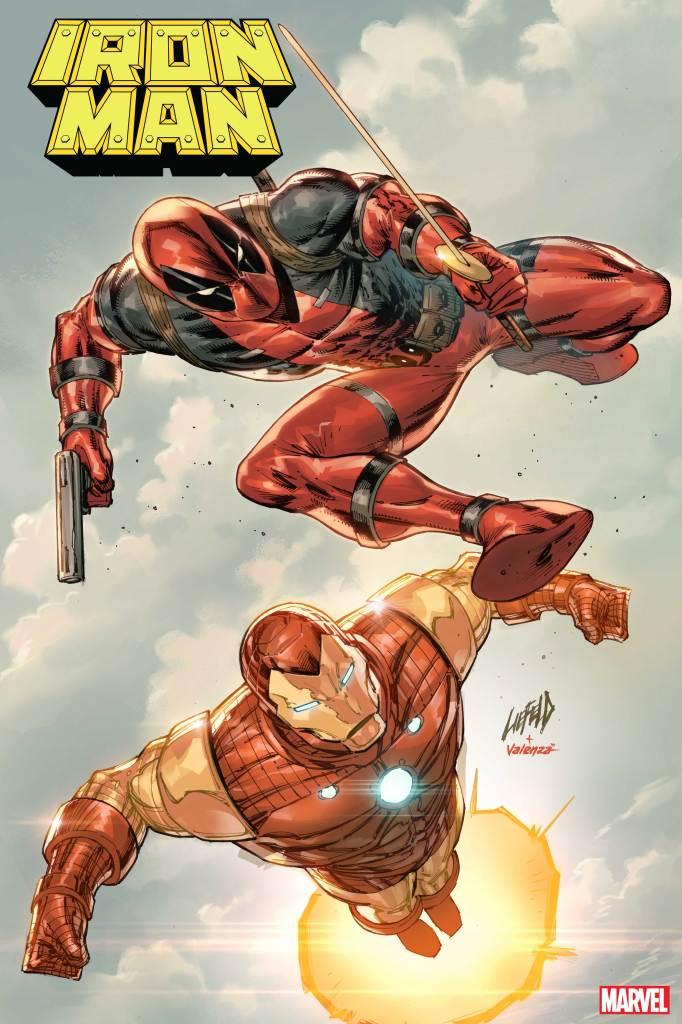 Iron Man Deadpool