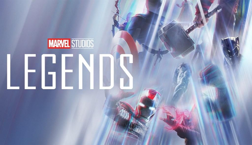 Marvel Studios Legends Disney