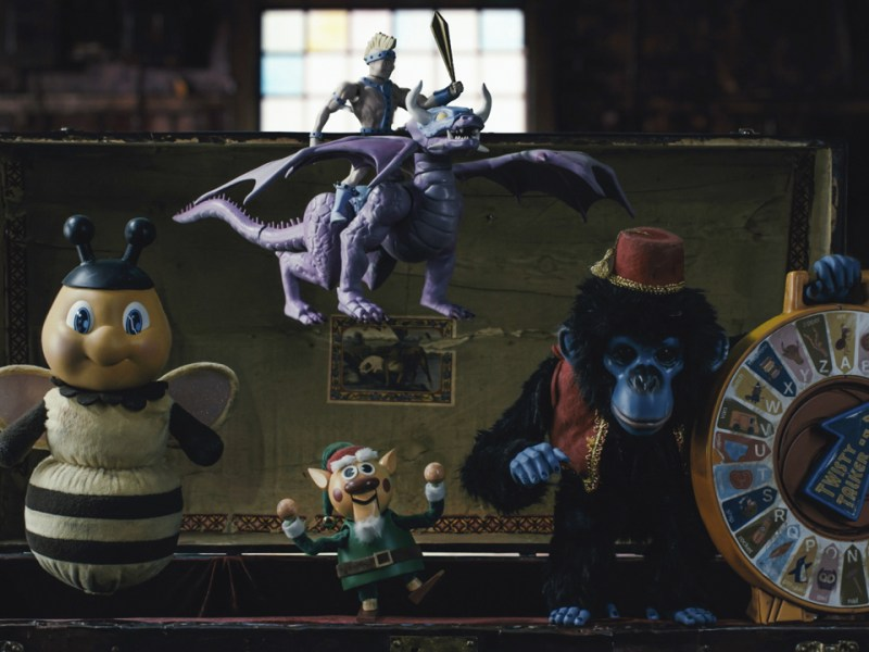 Toys of Terror Movie Review
