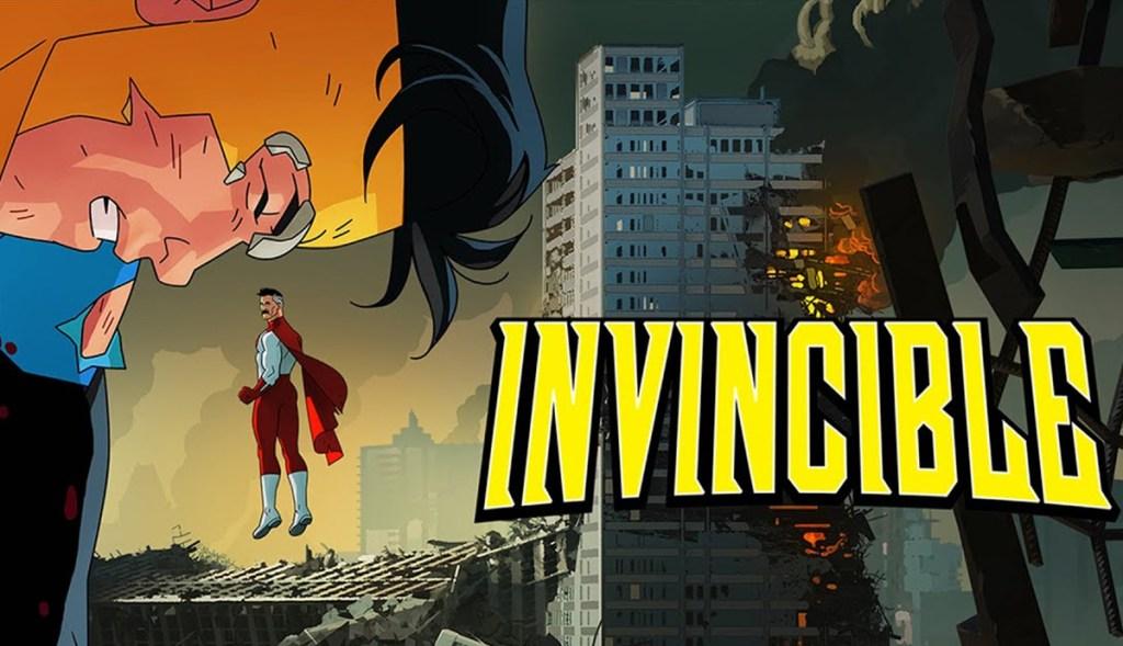 Invincible Trailer