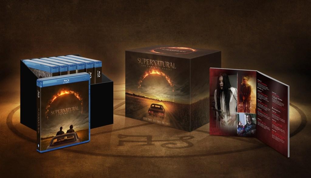 Supernatural: The Complete Series Box Set