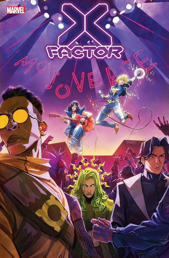 X-Factor May Cover