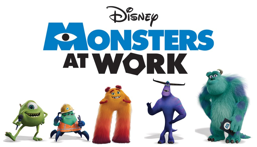 MONSTERS AT WORK News
