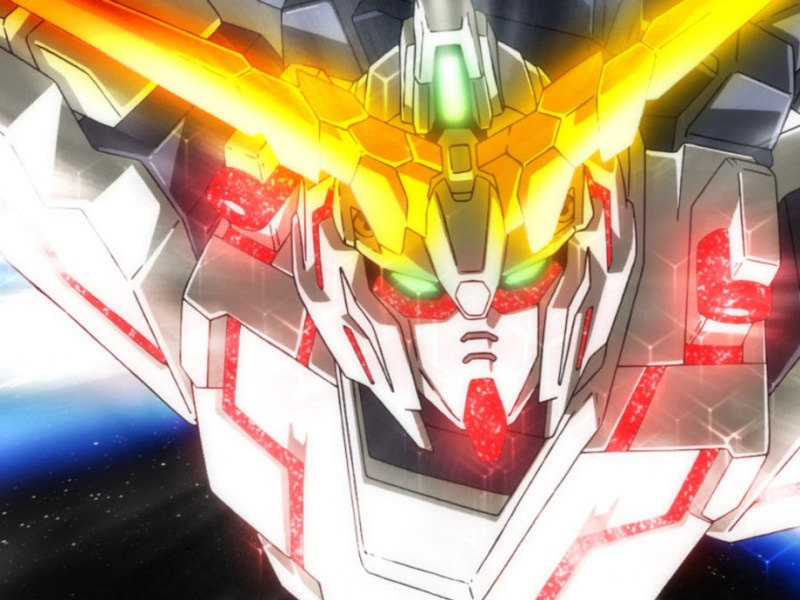 Gundam Netflix Movie