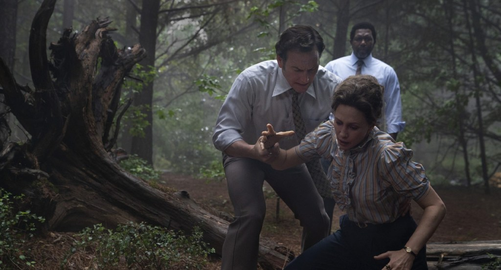 The Conjuring The Devil Made Me Do It Movie Trailer