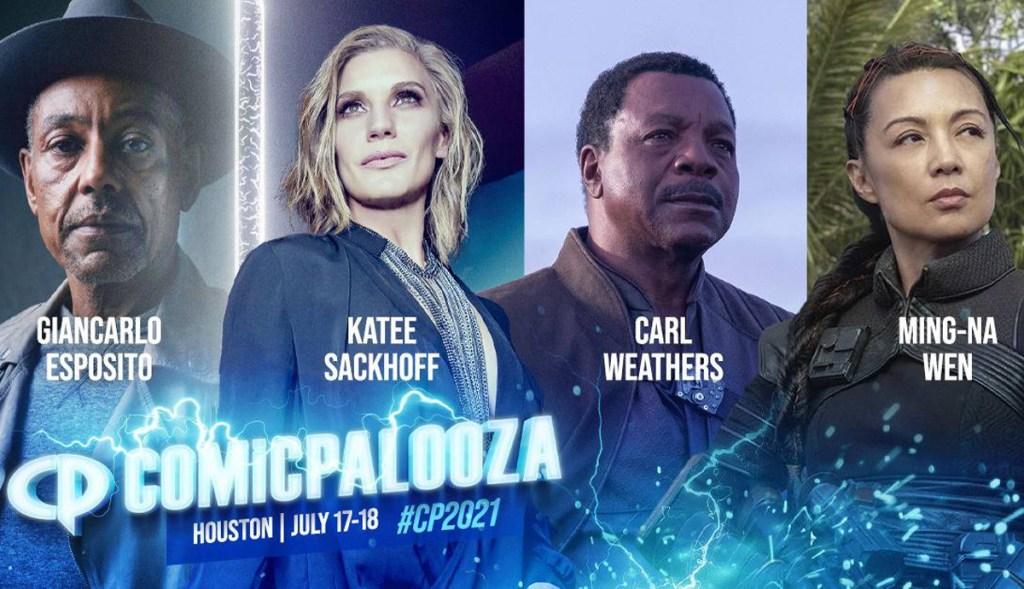 Comicpalooza 2021
