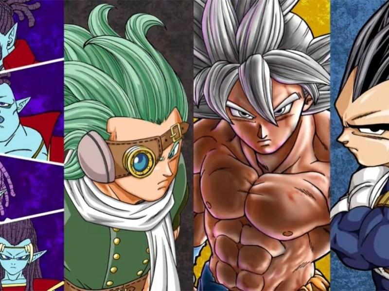 Dragon Ball Super #74