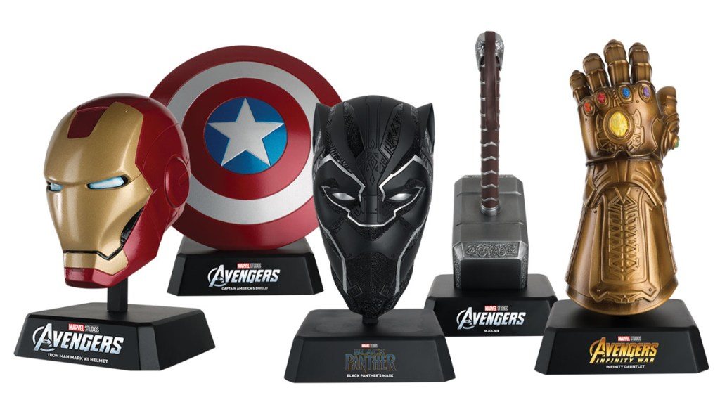 Marvel Movie Museum Collection