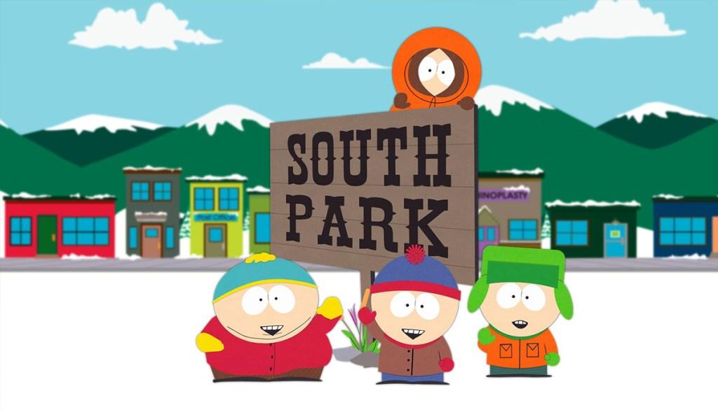South Park Paramount+ Deal