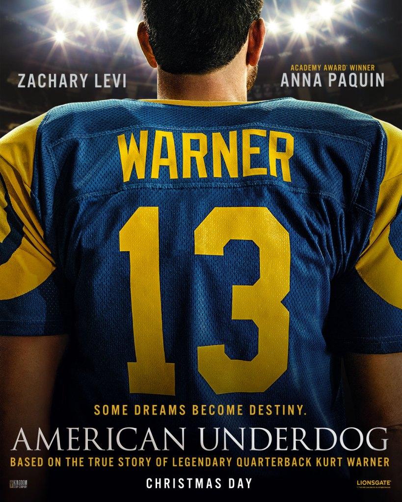 American Underdog Poster