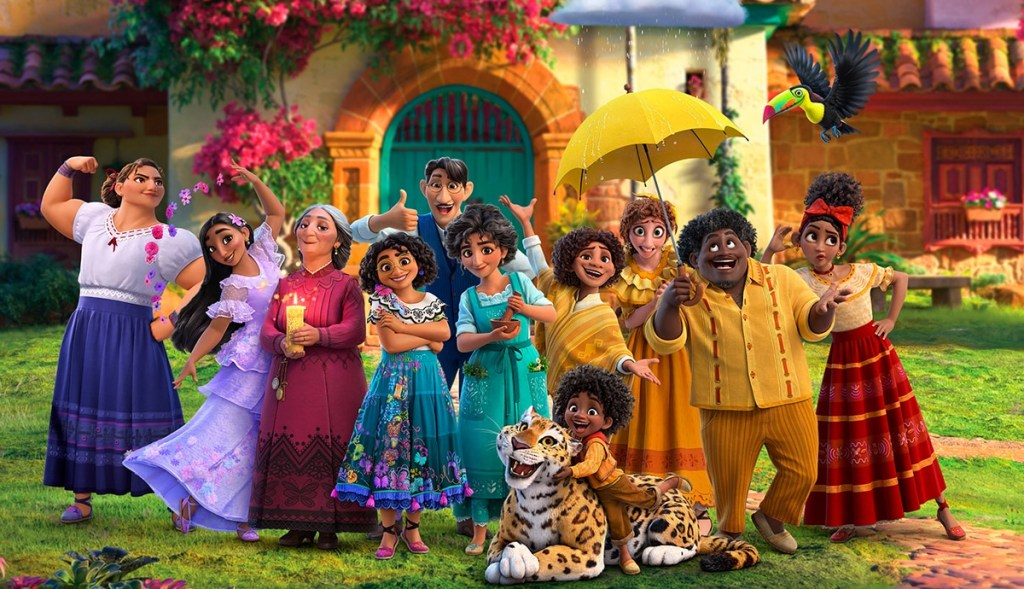 Disney's Encanto Movie Trailer