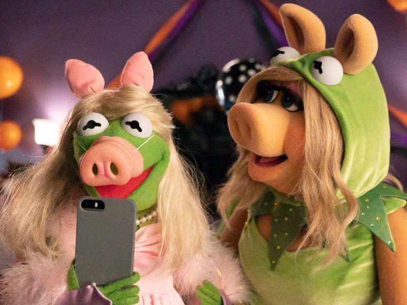 Muppets Haunted Mansion Trailer