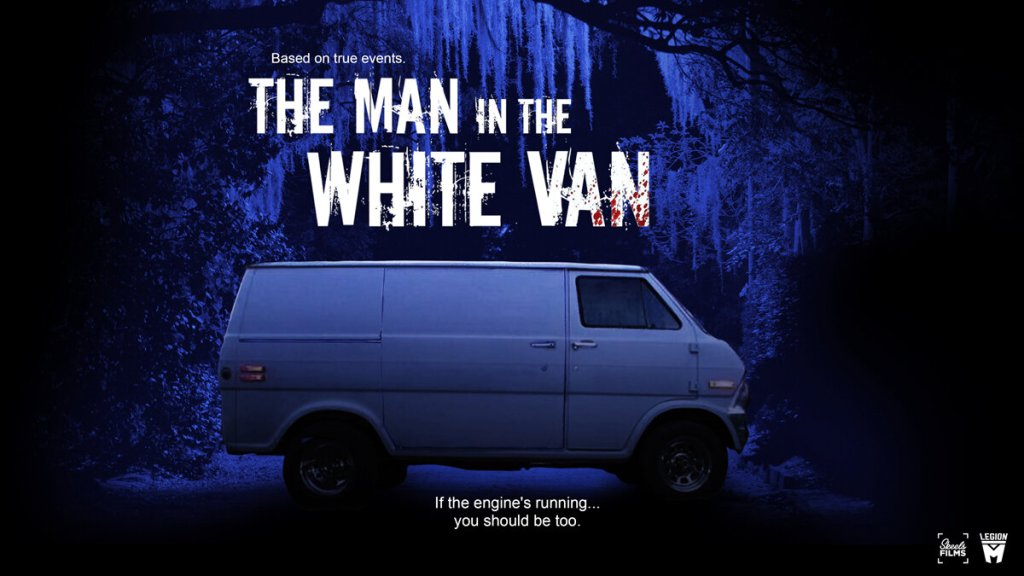 The Man In The White Van Poster