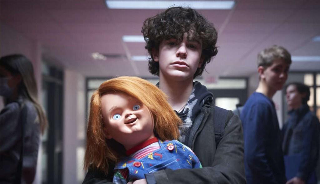 Chucky Series Trailer