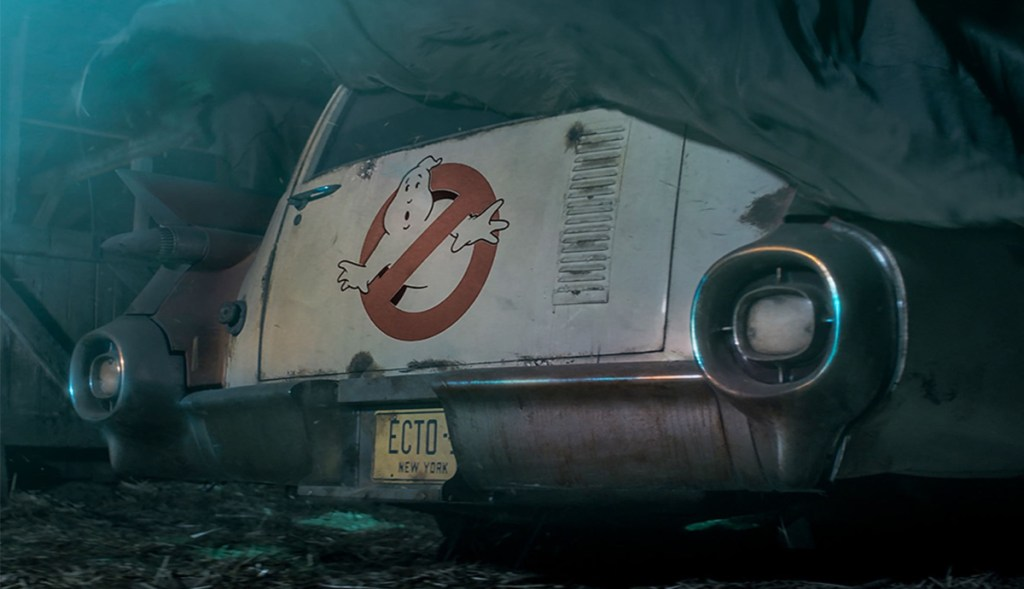Ghostbusters Afterlife Movie Review