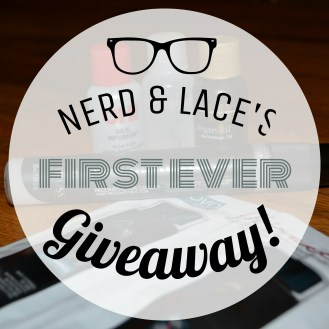 Nerd & Lace IBSNY Giveaway