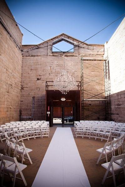 Ceremony Seating 8