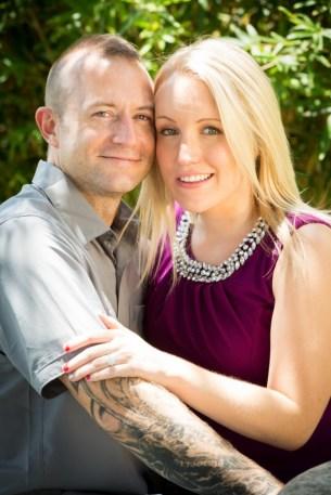 Melissa and Cameron