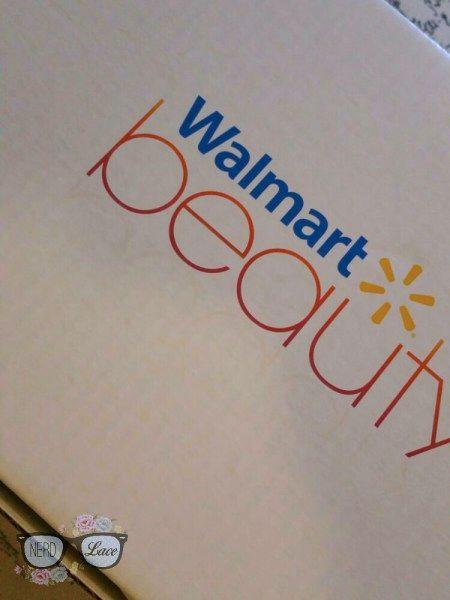 Walmart Beauty Box 1