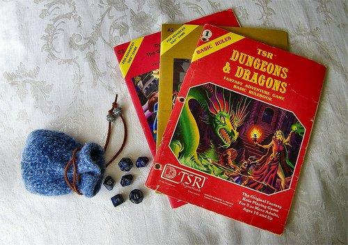D&D 4th Edition Is Dead Long Live D&D 5th Edition