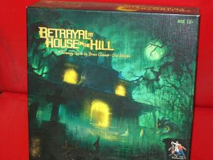 Nerdarchist Ted's Best Board Game Review – Betrayal at House on the Hill