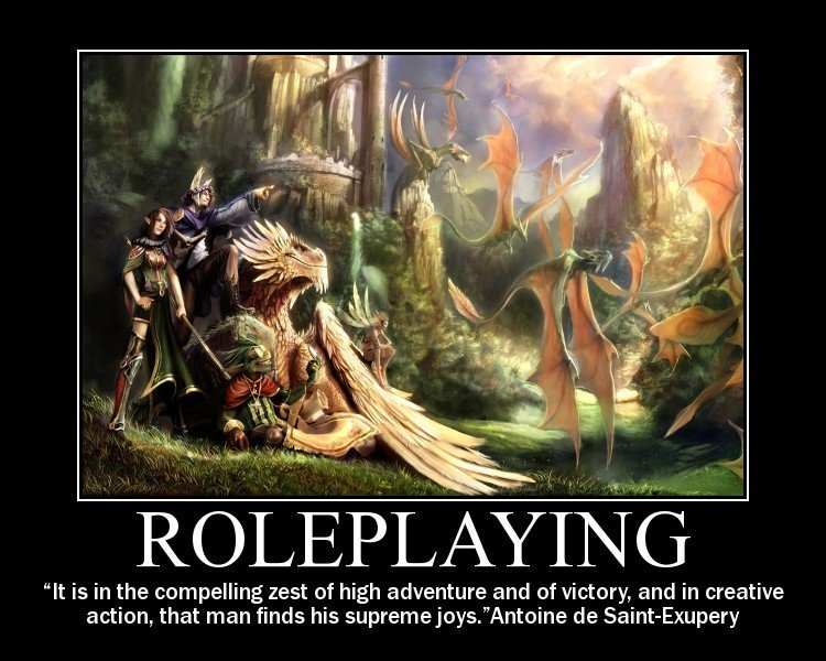 Roleplaying Character Moments Within the Party