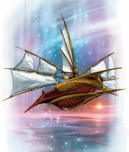 Game Master Tips | Spelljammer for Dungeons and Dragons 5th Edition ( D&D ) ship