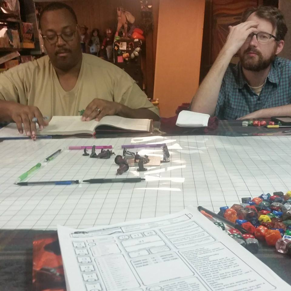How to Find a Gaming Group for Tabletop RPG Games
