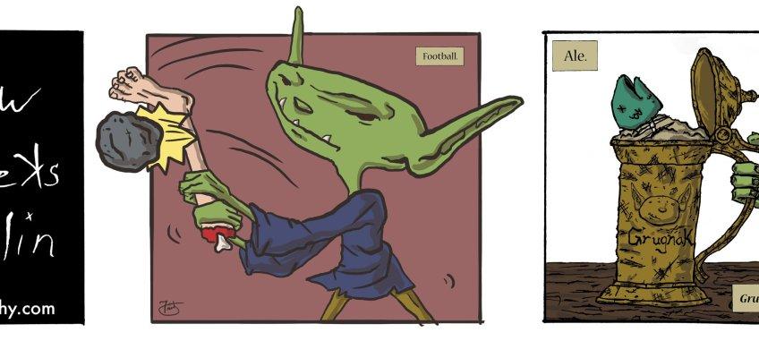 Goblins Web-Comic