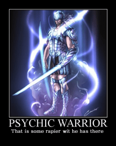 The Psy-lock: Warlock as Psychic Warrior or Psionics