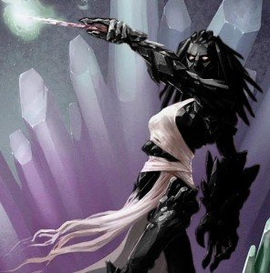 Shardmind: A D&D 4E Race Converted to Dungeons and Dragons 5th Edition Obsidian Darksun