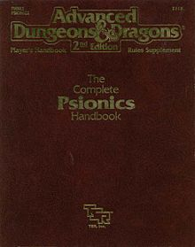 The_Complete_Psionics_Handbook Nate the Nerdarch's Guide to Psionics for Dungeons and Dragons 5th edition