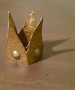 nerd craft, crown