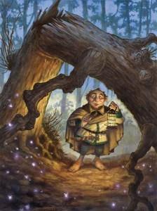 Fantastic Fantasy Art| Tony Diterlizzi