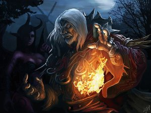 5th Edition – The Warlock: Are You Playing It Right? – Nerdarchy
