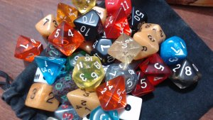 Sourcebook Review: Recovery Dice Options