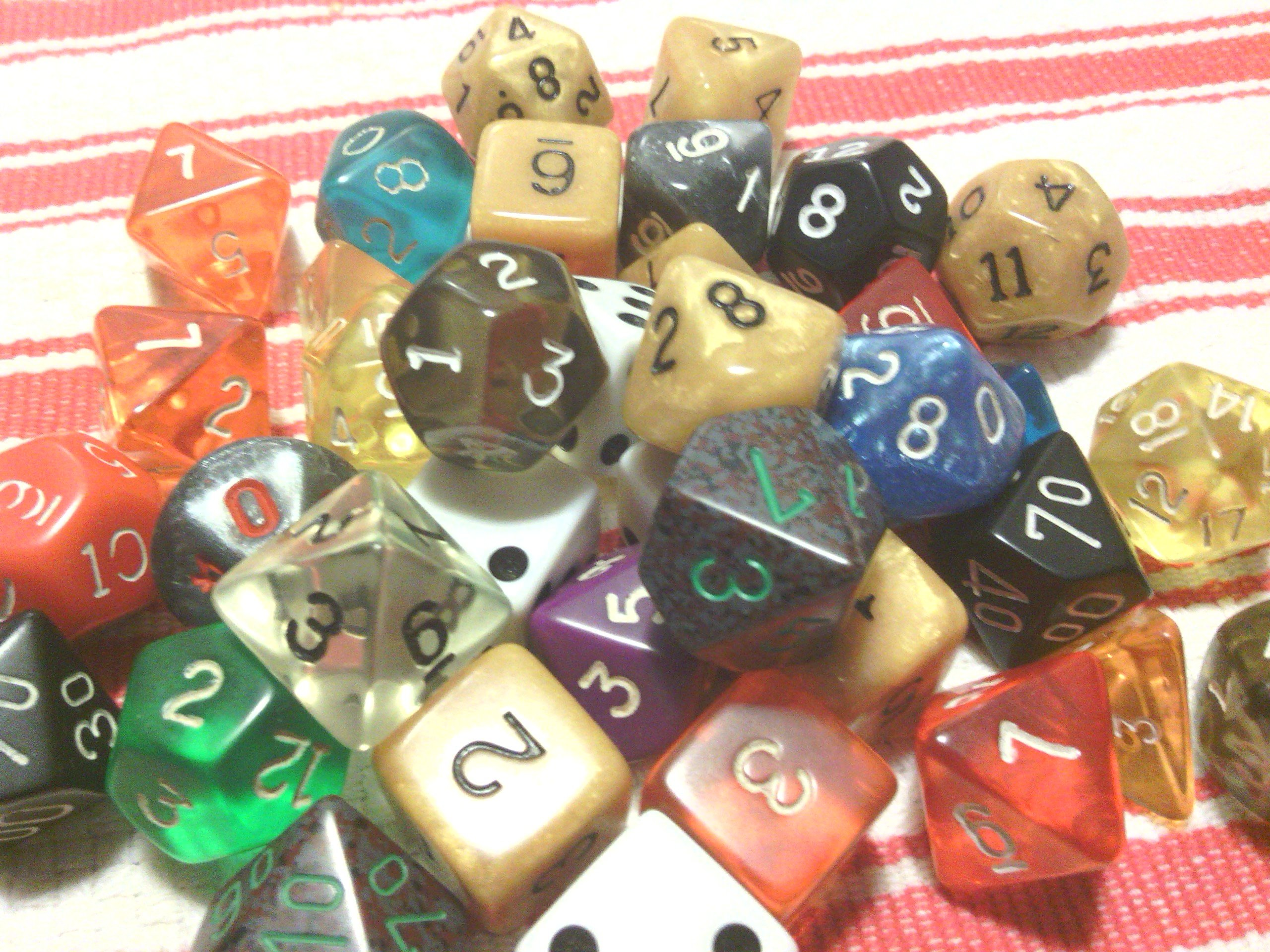 Afraid you're a bad Dungeon Master? Do it anyway