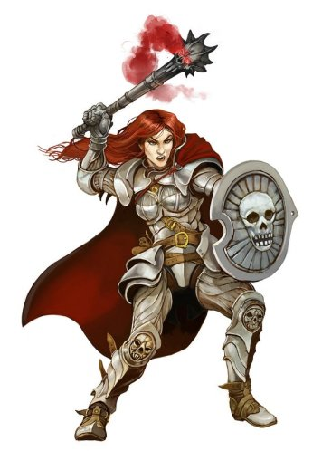 Dungeons & dragons evil cleric