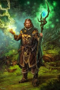 Multi-Class Character Builds in Dungeons & Dragons 5e (The Druid)