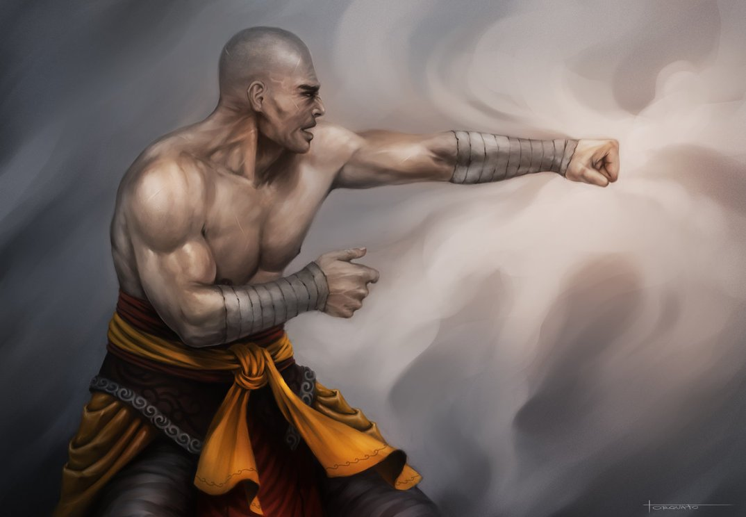 D&D Martial Artist Fighter Subclass Bare-Knuckle Brawls its Way from Our Community to You